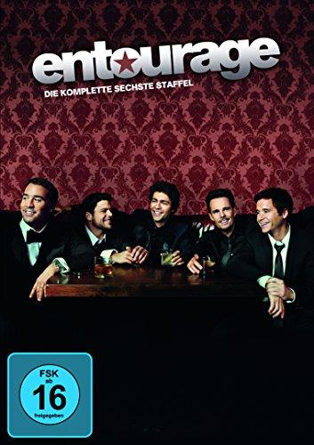 Entourage - Die komplette sechste Staffel [2 DVDs]