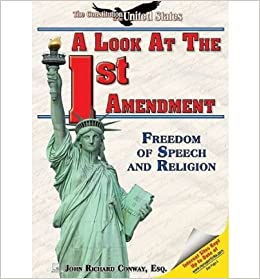 the united states constitution and the freedom of speech The united states constitution is the fundamental law of the united  do ordain and establish this constitution for the united states of  freedom of speech.