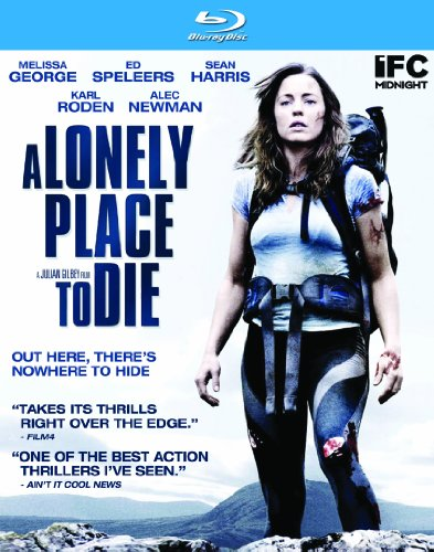 Cover art for  A Lonely Place to Die [Blu-ray]