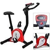 Vélo d'exercice, Acelectronic Top Qualité Professionnel Vélo d'appartement de qualité supérieure Entrainement Cardio Machine Résistance réglable