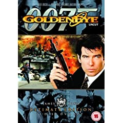 James Bond - Goldeneye (Ultimate Edition 2 Disc Set)  [DVD] [1995]
