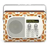 Pure Evoke Mio by Orla Kiely Clementine, Radio (tragbar, DAB, USB) Multicolor