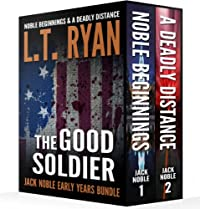(FREE on 12/1) The Good Soldier: Jack Noble Early Years Bundle by L.T. Ryan - http://eBooksHabit.com