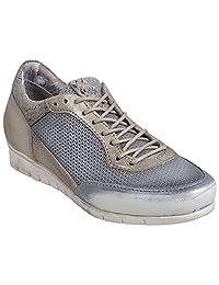 Miz Mooz Women's Verona Flores Leather Sneaker