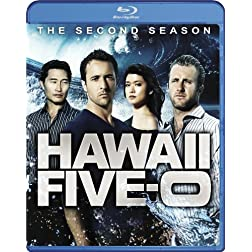 Hawaii Five-O: The Second Season [Blu-ray]