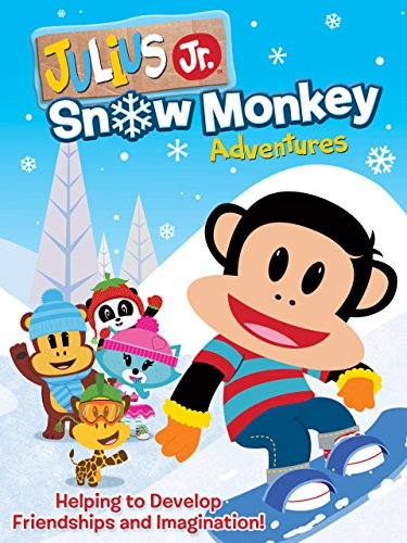 Julius Jr.: Snow Monkey Adventures