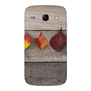 Autumn Leaves Back Case Cover for Galaxy Core
