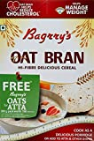 #1: Bagrry's Oat Bran, 200g with Free Bagrry's Oat (Worth of Rupees 50)