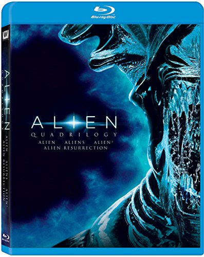 Alien: Quadrilogy [Blu-ray]