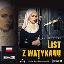 List z Watykanu Audiobook by Max Bilski Narrated by Roch Siemianowski