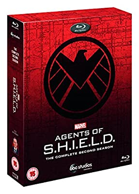Marvel Agents Of S.H.I.E.L.D.: Season 2 (Limited Edition) [Blu-ray]