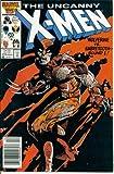 The Uncanny X-Men #212 : The Last Run (Mutant Massacre - Marvel Comics)