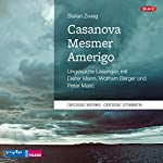Casanova - Mesmer - Amerigo | Stefan Zweig