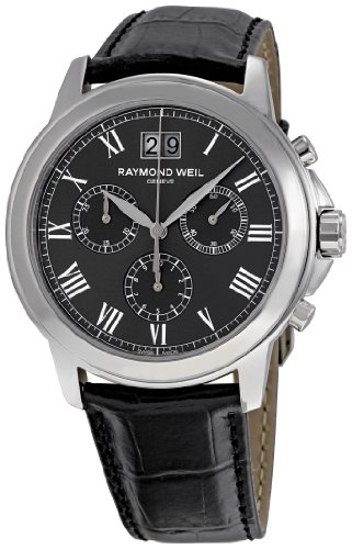 Raymond Weil Men's 4476-STC-00600 Tradition Chronograph Watch