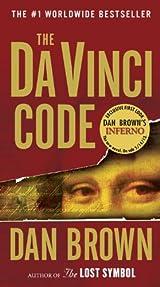 The Da Vinci Code por Dan Brown, Edición en inglés