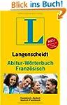 Langenscheidt Abitur-W�rterbuch Franz...