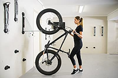 Steadyrack Fat Rack Bike Rack - Black