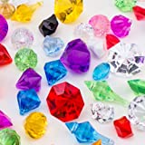 Ifavor123 Deluxe Assorted Pirate Jewels Acrylic Gems Table Confetti Scatter 10oz Bag