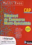 Employ� de commerce multi-sp�cialit�s...