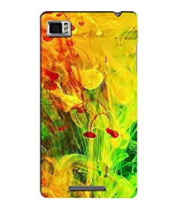 instyler DIGITAL PRINTED BACK COVER FOR LENOVO VIBE Z K910