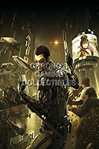 Deus ex not your personal dating service