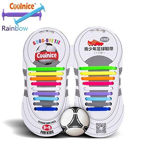 coolnice-sport-lacci-elastici-no-tipo-tie-forma-piatta-macchia-resistente-arcobaleno-colore-silicone