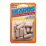 Hearos Ultimate Softness Bulk Pack Ear Plugs 20-Pairs