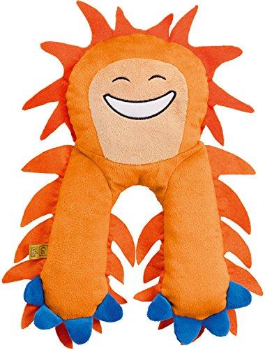 go-travel-kids-monster-coussin-de-nuque-orange
