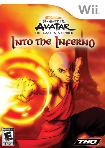 Avatar: The Last Airbender-Into the Inferno - Nintendo Wii