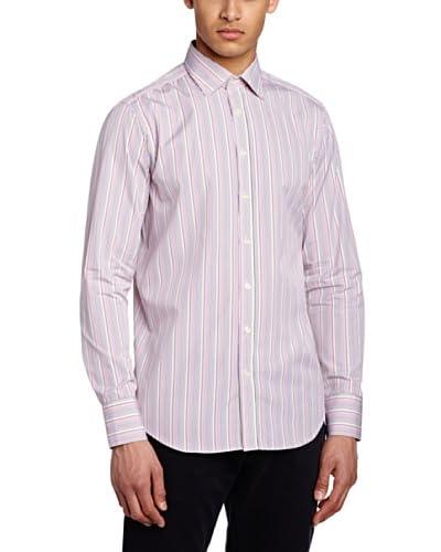 Simon Carter Camisa Hombre Multicolor