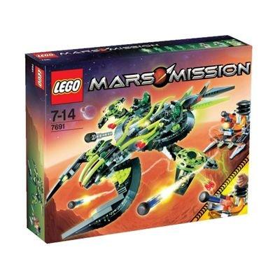 Lego Mars Mission 7691 - ETX Alien-Raumschiff
