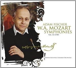 Symphonies Vol. 12 [Adam Fischer, Danish National Chamber Orchestra] [Dacapo: 6220639]