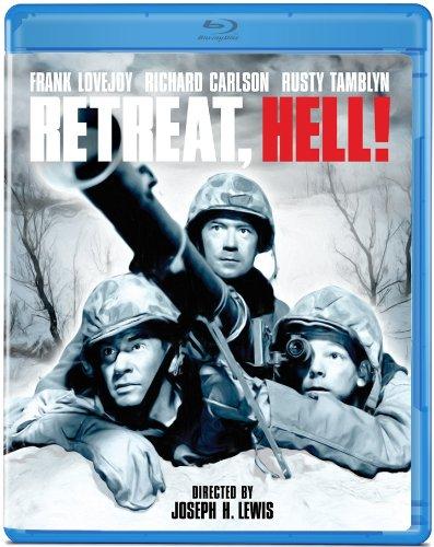 Retreat Hell [Blu-ray]