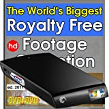 The World's Biggest High Definition Royalty Free Video Stock