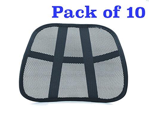 Bdkusa 5077 Ergonomic Back Support System Cool Mesh Arc Posture Correction (10) front-220741