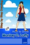 How to draw Luffy from One Piece: Ste...