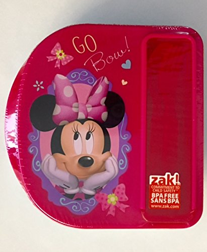 Zak Minnie Mouse Food Box - 1