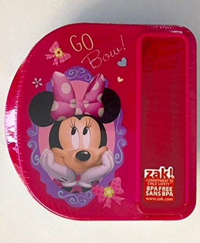 Zak Minnie Mouse Food Box