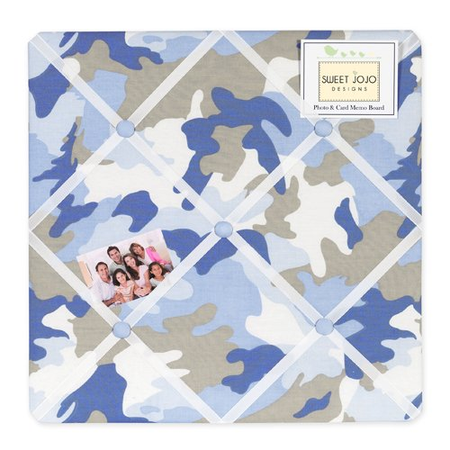 Camouflage Nursery Bedding