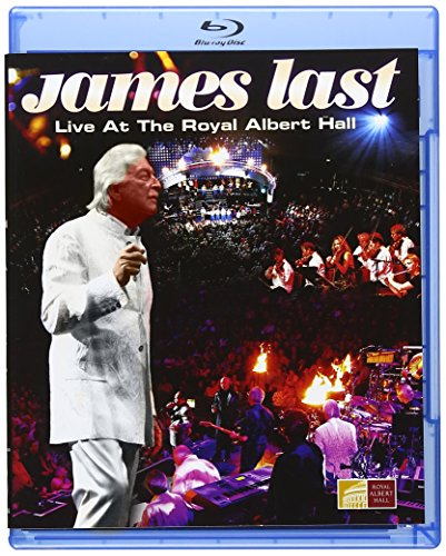 Blu-ray : James Last - Live at the Royal Albert Hall (Blu-ray)