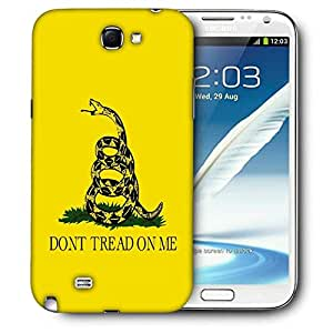 Snoogg Flag Printed Protective Phone Back Case Cover For Samsung Galaxy Note 2 / Note II