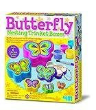 4M de la mariposa de la jerarquización cajas de regalo (Multi-Color)