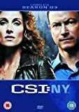CSI: New York - Complete Season 3 [DVD]