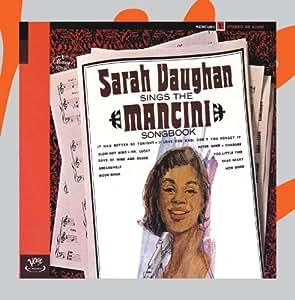 Sarah Vaughan Sings The Mancini Songbook