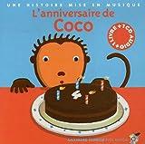 echange, troc Paule Du Bouchet, Xavier Frehring, Marion Stalens, Marie-Jeanne Séréro - L'anniversaire de Coco (1CD audio)
