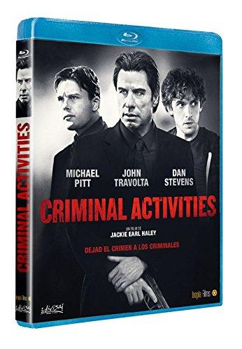 Criminal activities [Blu-ray]
