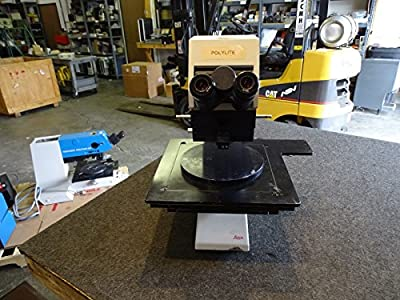 Leica Reichert Polylite 88 Inspection Microscope FREE freight shipping