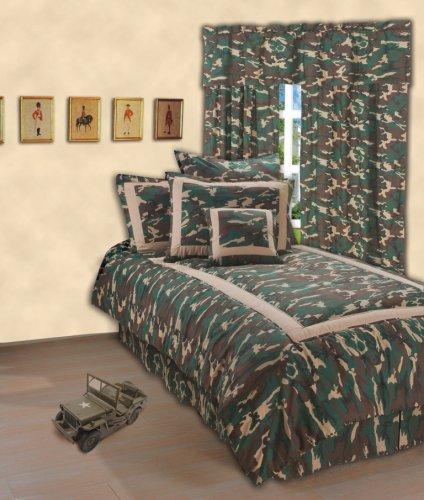 Camouflage Boys Comforter