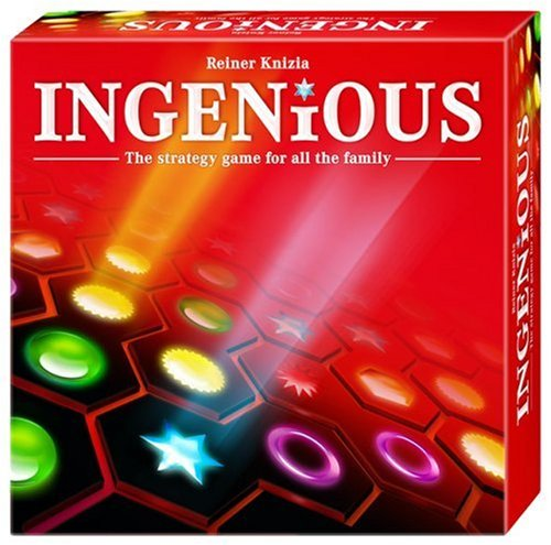 Ingenious Strategy Game