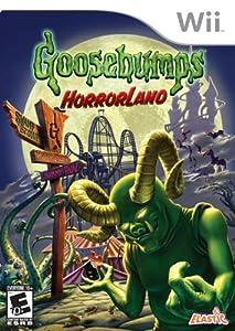 Goosebumps Horrorland - Nintendo Wii